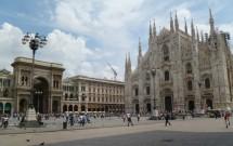 Diário de Viagem – Milão: Duomo, Parque Sempione e Última Ceia