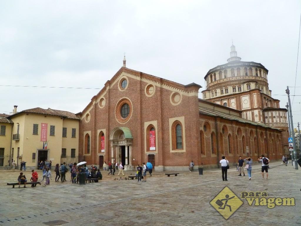 Igreja de Santa Maria del Grazie