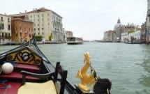 Diário de Viagem – Veneza: do Passeio de Gôndola ao Palácio Ducale