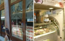 Restaurante Al Teatro Goldoni e a Gelateria