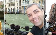 Passeio de gôndola pelos canais de Veneza
