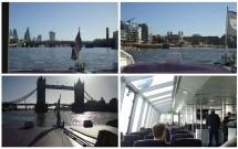 Passeio de barco até Greenwich