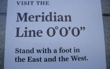 Lat 0º - Um pé no leste e no oeste