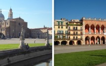 Basílica de Santa Giustina --- Loggia Amulea