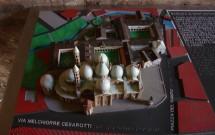 Maquete da Basílica