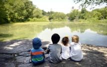 Crianças no Central Park