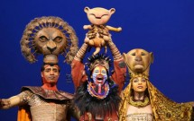 "Musical da Broadway ""The Lion King"""
