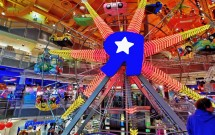 Roda gigante do Toys R'Us