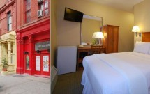 Econo Lodge Times Square em Manhattan