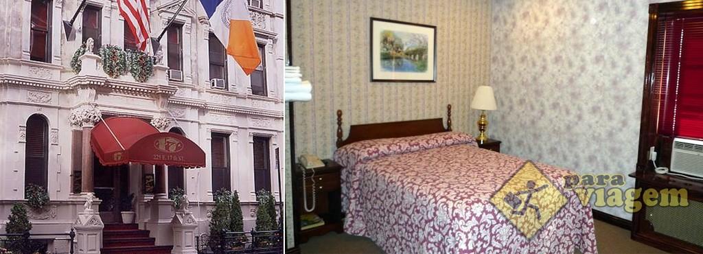 Hotel 17 em Manhattan