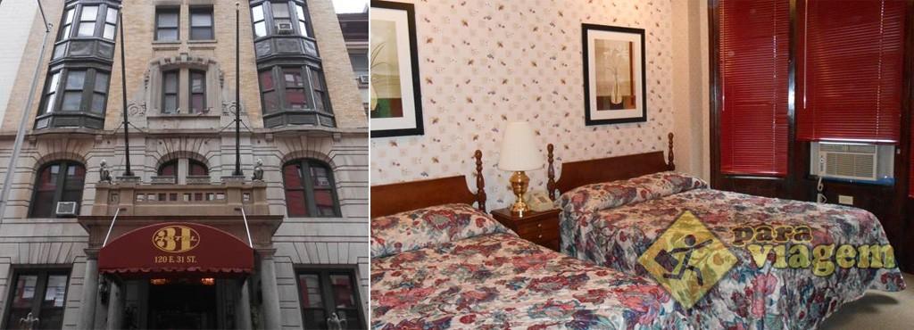 Hotel 31 em Manhattan