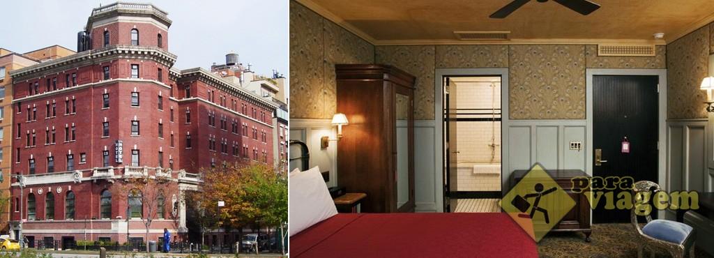 Hotel The Jane em Manhattan
