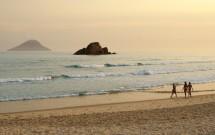 Um Dia em Família na Praia de Juquehy