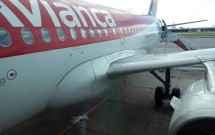 Airbus A319 da Avianca