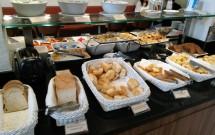 Pães no Café da Manhã