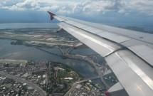 Sobrevoando o Rio de Janeiro