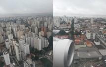 Sobrevoando São Paulo