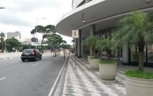 Saindo de Congonhas em Direção ao Ponto de Ônibus