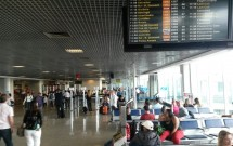 Terminal de Embarque do Aeroporto de Congonhas