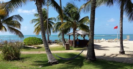 Mar de Coco Beach Visto do Resort