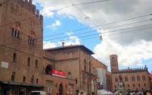 Palazzo Re Enzo e Palazzo del Podestà