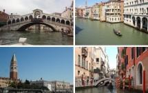 Veneza: Ponte Rialto, Gôndola, Canais e a Piazza San Marco