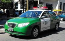 Viatura policial chilena (Carabineros)