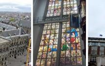 Koninklijk Palace -- Nieuwe Kerk -- Nationaal Monument