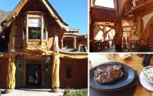 Restaurante Casa Bosque em Cajon del Maipo