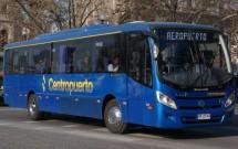 Ônibus Centropuerto - transfer aeroporto-hotel