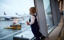 10 Dicas para Viajar com Crianças Pequenas