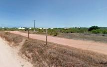 Caminho para a Lagoa de Jacumã