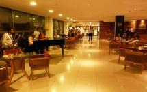 Música Ao Vivo no LobbyBar do Serhs