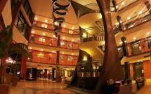 Recepção do Serhs Natal Grand Hotel