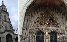 Catedral de Berna --- O porta decorado