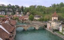 Rio Aar visto da Nydeggbrücke