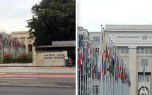 Palais des Nations - a sede europeia da ONU