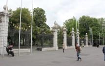 Entrada do Parc des Bastions