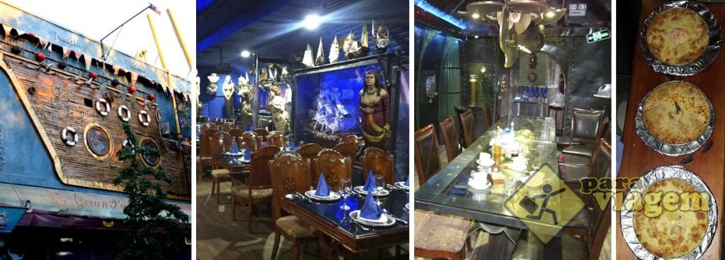 Restaurante Ocean Pacific's