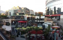Shopping Parque Arauco: Boulevard