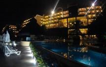 Serhs Natal Grand Hotel Iluminado a Noite