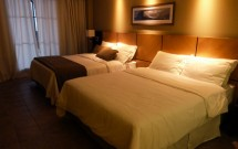 Camas da Suite no Serhs Natal Grand Hotel