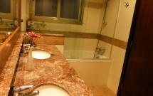 Banheiro com Banheira no Serhs Natal Grand Hotel