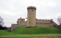 Visita ao Castelo de Warwick na Inglaterra