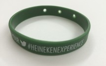 Pulseira da Heineken