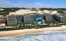 Vista Aérea do Serhs Natal Grand Hotel