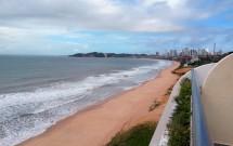 Morro do Careca e Praia de Ponta Negra Vistos da Suite do Serhs