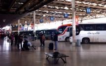Terminal San Borja em Santiago