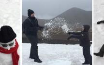 Estação Osorno: você quer brincar na neve?