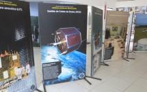 Exposição no Centro de Lançamento